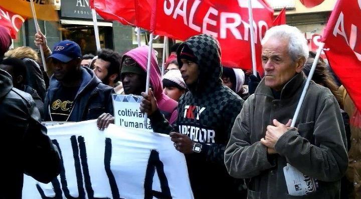 Manifestazione in piazza contro Salvini – #notizieirno.it#